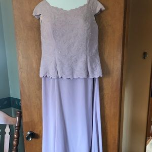 Nightseen, beautiful mother of the bride dress
